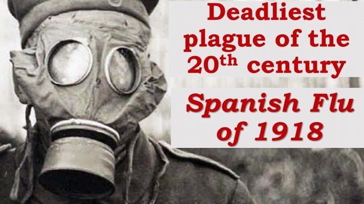 1918 Spanish Flu historical documentary   Swine Flu Pandemic   Deadly plague of 1918