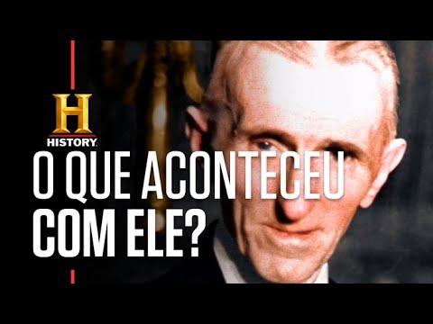 A misteriosa morte de Nikola Tesla | NIKOLA TESLA: ARQUIVOS SECRETOS | History