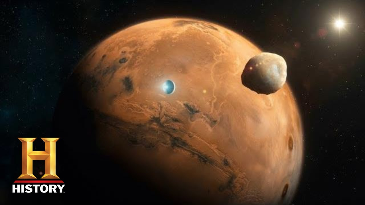 Ancient Aliens: SECRET MARS COLONY PLANNED BY US GOVERNMENT(Season 13)   History