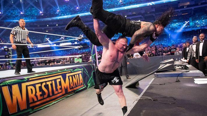 Brock Lesnar's WrestleMania history: WWE Playlist