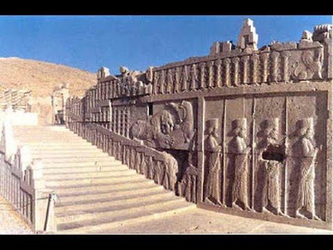 Construindo um Império: Persas (History Channel)