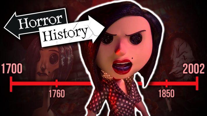 Coraline: The History of The Beldam   Horror History