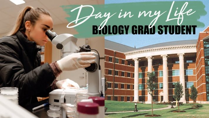 Day in my Life as a Biology Master's Student | Baylor University