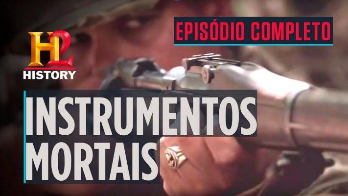 EPISÓDIO COMPLETO: A GRANDE HISTÓRIA - O MUNDO DAS ARMAS | HISTORY