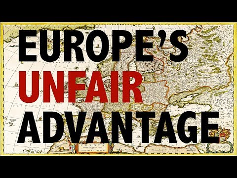 HOW EUROPE'S GEOGRAPHY SHAPED HISTORY