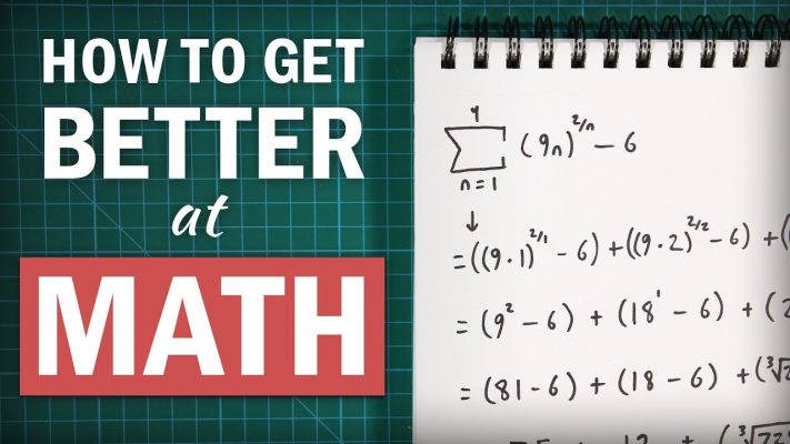 How to Get Better at Math