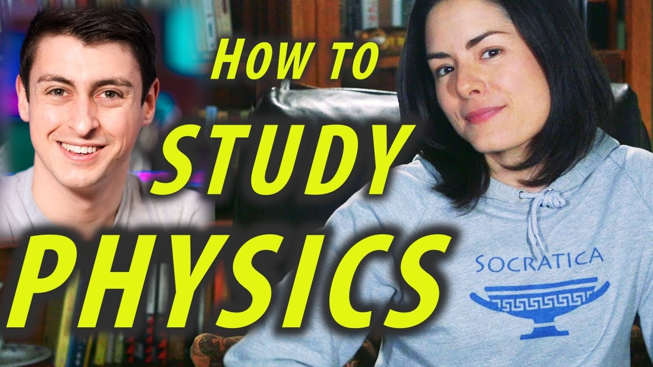 How to Study Physics - Study Tips - Simon Clark