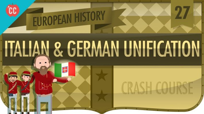 Italian and German Unification: Crash Course European History #27