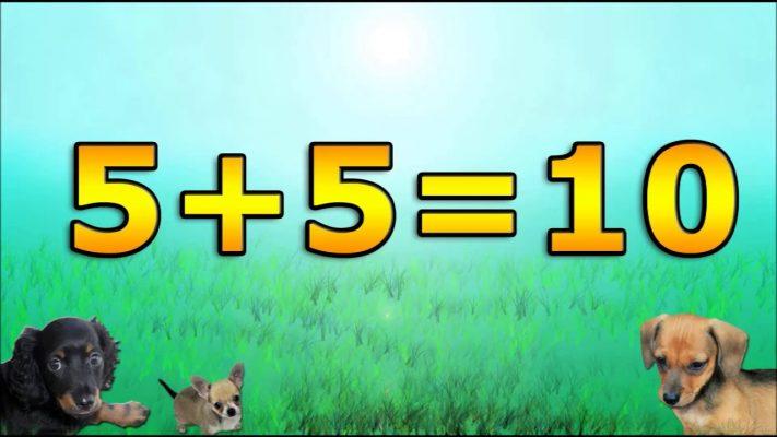 Math, Addition