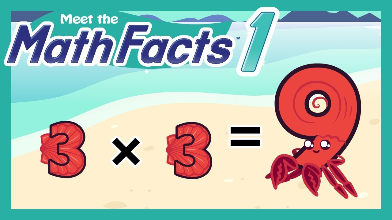Meet the Math Facts - Multiplication & Division Level 1 (FREE) | Preschool Prep Company