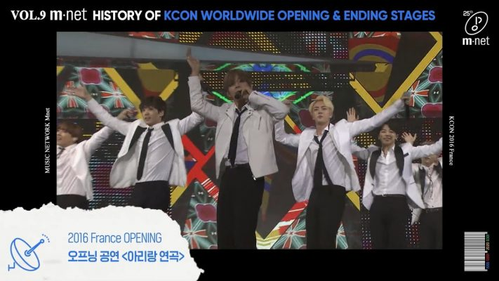 [Mnet] 25 Mnet Music #9. HISTORY OF KCON WORLDWIDE OPENING & ENDING STAGES