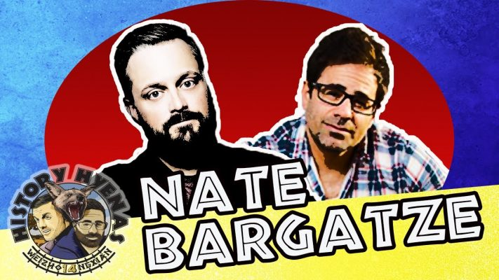 Nate Bargatze History Hyenas( Yannis Pappas)