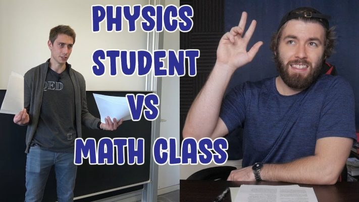 Physics Major vs Math Class