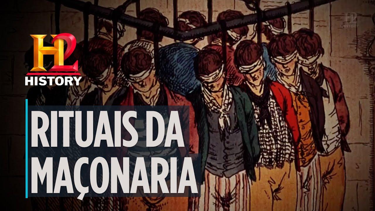 Rituais obscuros da Maçonaria escondem muitos segredos   SEGREDOS DE ESTADO   HISTORY