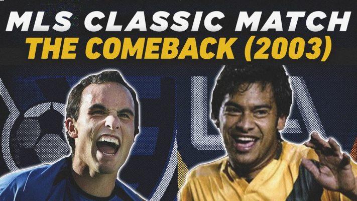 San Jose Earthquakes 5-2 LA Galaxy   Craziest Comeback in Soccer History?   MLS CLASSIC FULL MATCH