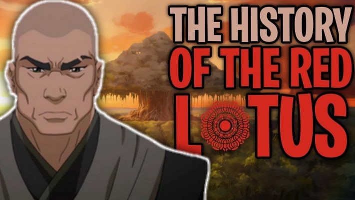 The History Of The Red Lotus (Avatar)