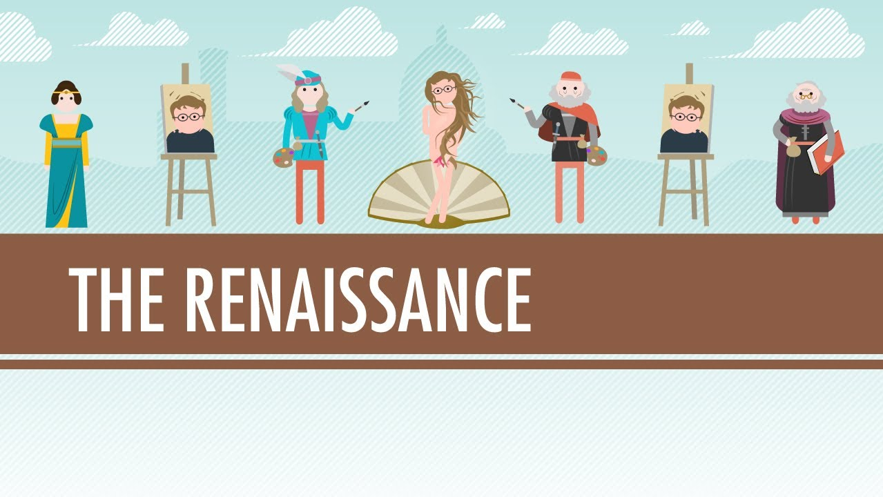 The Renaissance: Was it a Thing? - Crash Course World History #22