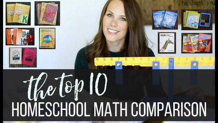 The Top 10 Homeschool Math Comparison Review