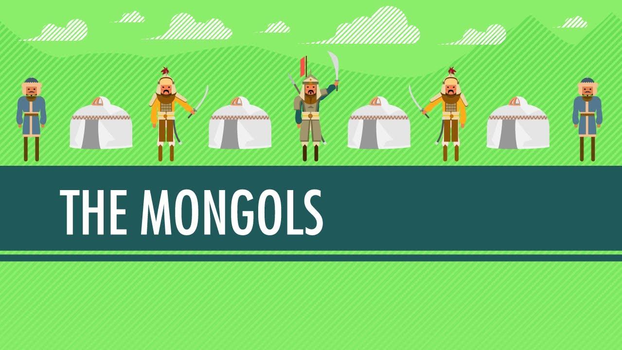 Wait For It...The Mongols!: Crash Course World History #17