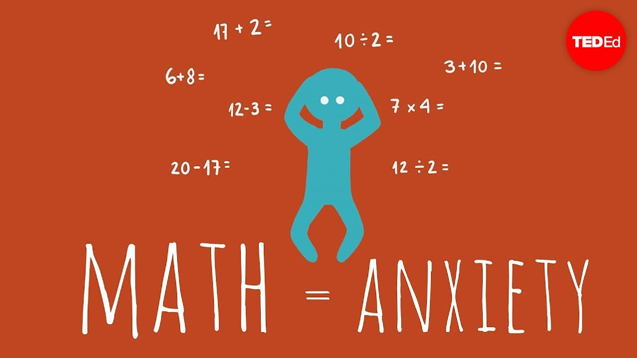 Why do people get so anxious about math? - Orly Rubinsten