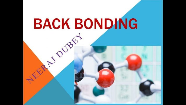 BACK BONDING   chemical bonding   inorganic chemistry   Neeraj dubey