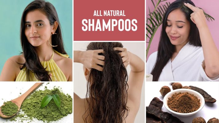 Chemical free NATURAL SHAMPOOS you need for soft, smooth hair without the damage!
