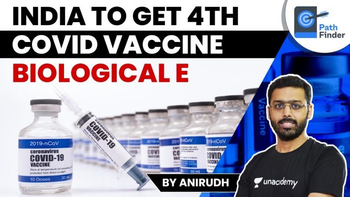 India to get 4th Covid Vaccine by Biological E | Know Details of earlier 3 Vaccines. #UPSC