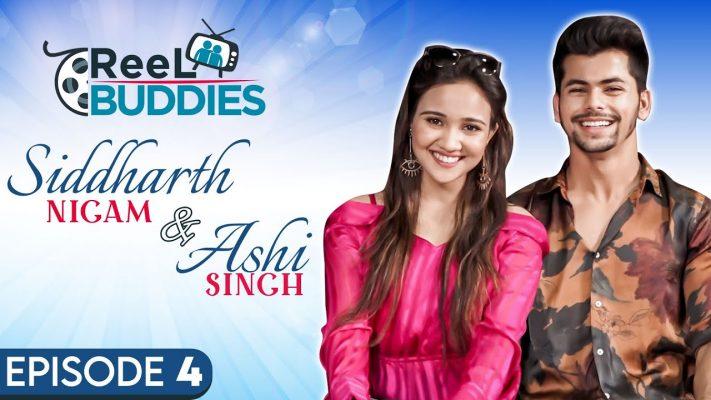 Siddharth Nigam and Ashi Singh on first impression, chemistry, replacing Avneet Kaur | Reel Buddies