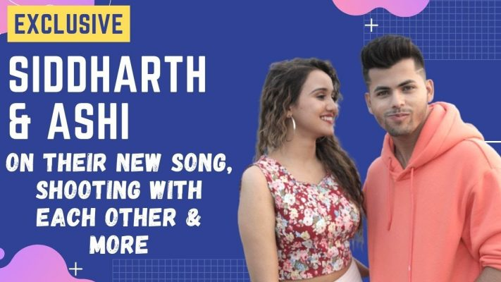 Siddharth Nigam and Ashi Singh: Our bonding and chemistry helped us perform well in the music video