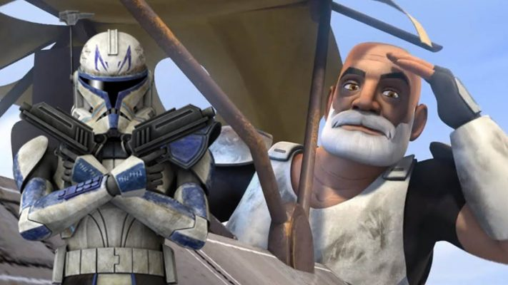 Star Wars - Captain Rex - History and Lore - Ep 2