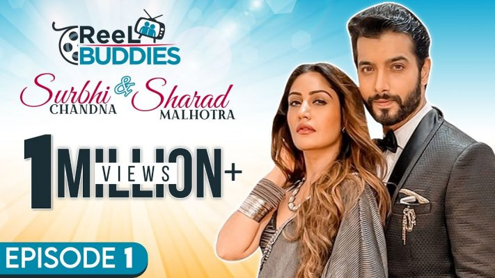 Surbhi Chandna and Sharad Malhotra on their chemistry & 1st impression | Reel Buddies |Bepanah Pyaar