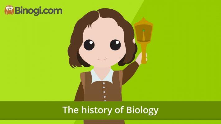 The History of Biology (Biology) - Binogi.com