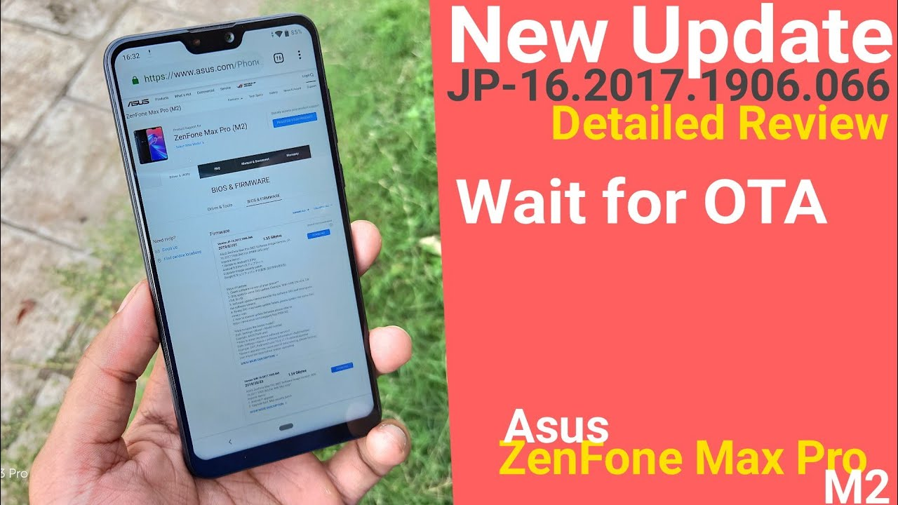 Zenfone Max Pro M2 JP 066 Wala Update My Style Detailed Review   Sudh Hindi