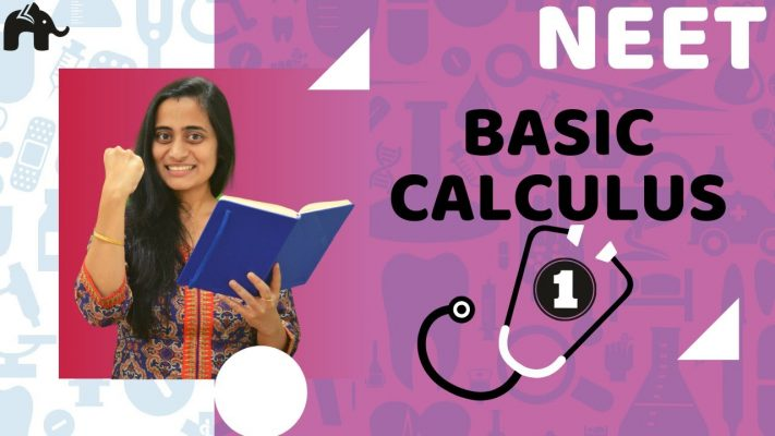 Basic Mathematics for Physics | Differentiation Integration | NEET Special