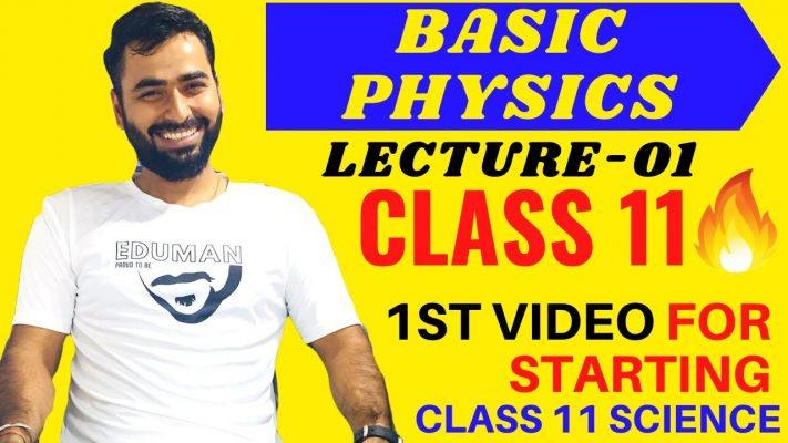 BASIC PHYSICS- PART 1 || CLASS 11 SCIENCE- GREEK LETTERS, PREFIX MULTIPLIERS & ALL  CONSTANTS