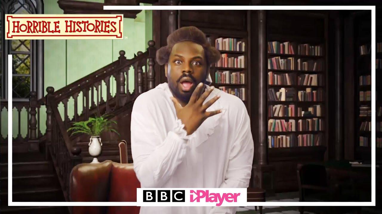 Brand New Horrible Histories: British Black History   Friday 7th May on CBBC & iPlayer