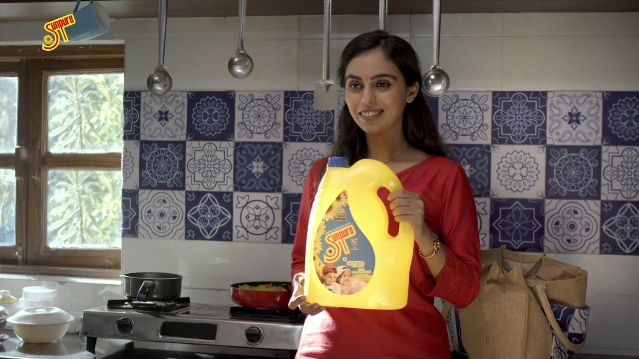 Choose healthy, choose chemical-free, choose Sunpure (20 secs - Kannada Ad 2020)