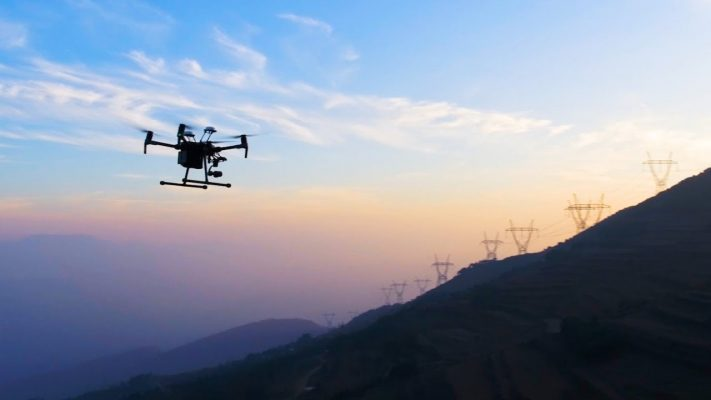 DJI Enterprise - Drone Solutions for a New Generation of Work