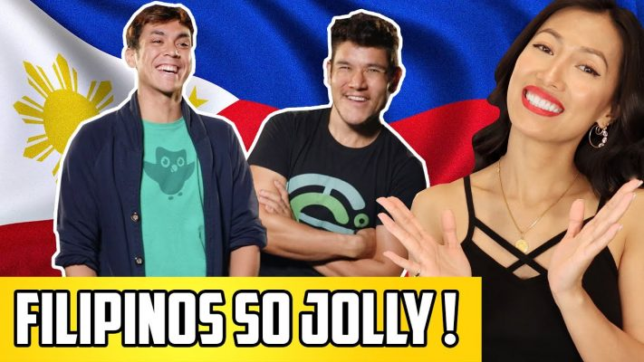 Geography Now - Philippines Reaction | Filipinos Are The Jolliest People In The World!