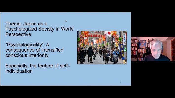 Japan: Psychology & Self-Individuation: Jaynesian Interpretation with Dr Brian McVeigh