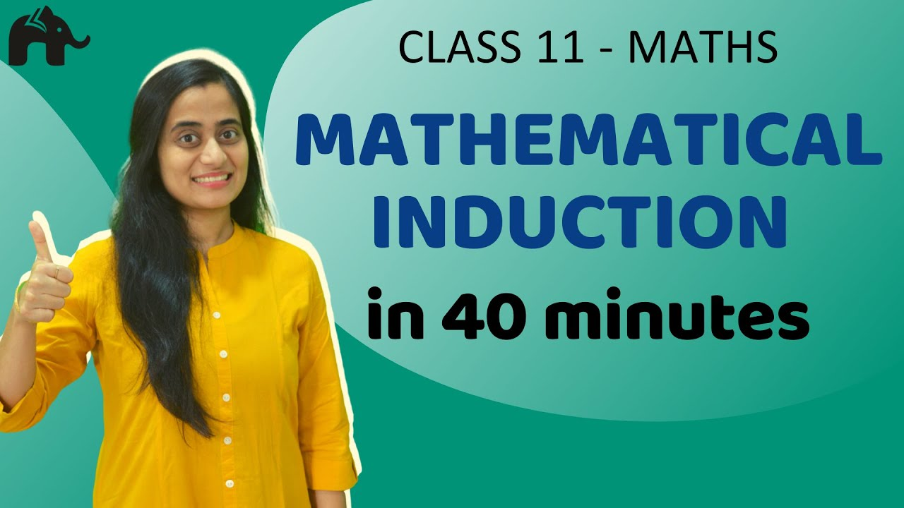 Mathematical Induction Class 11 in Hindi