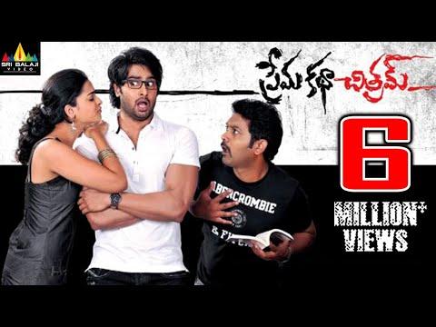 Prema Katha Chitram Telugu Full Movie | Sudheer Babu, Nanditha | Sri Balaji Video