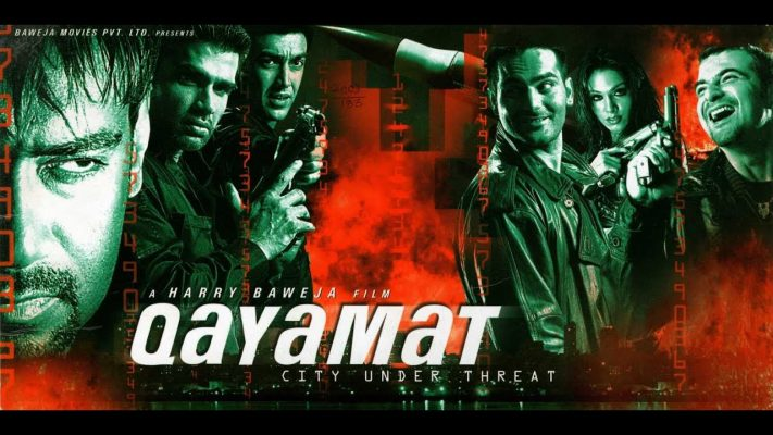 Qayamat - City Under Threat (HD) - Hindi Movie - Ajay Devgan - Suniel Shetty - (With Eng Subtitles)