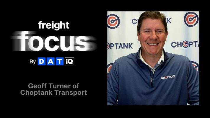 Refrigerated Freight Expert Talks Relationships, Technology, and Data Science | Geoff Turner