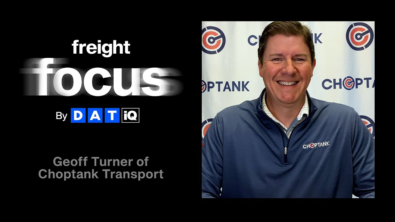 Refrigerated Freight Expert Talks Relationships, Technology, and Data Science   Geoff Turner