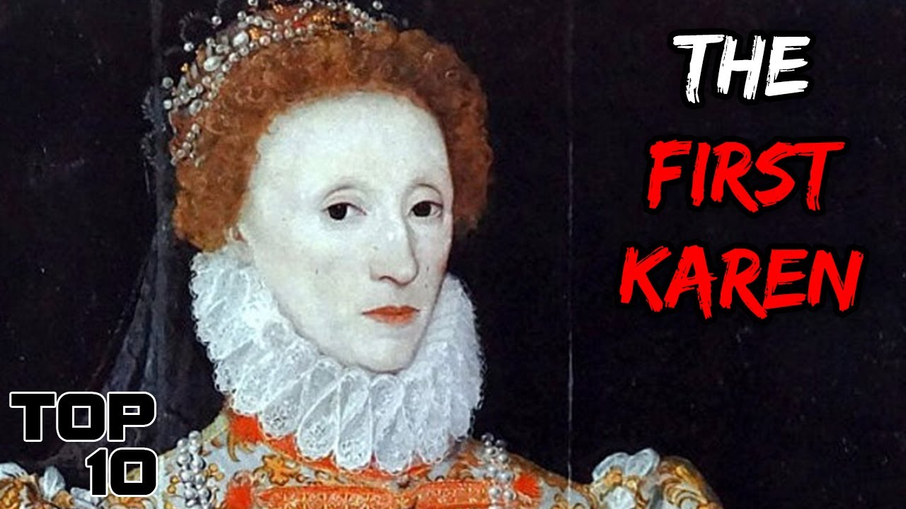 Top 10 Karens Found In Ancient History