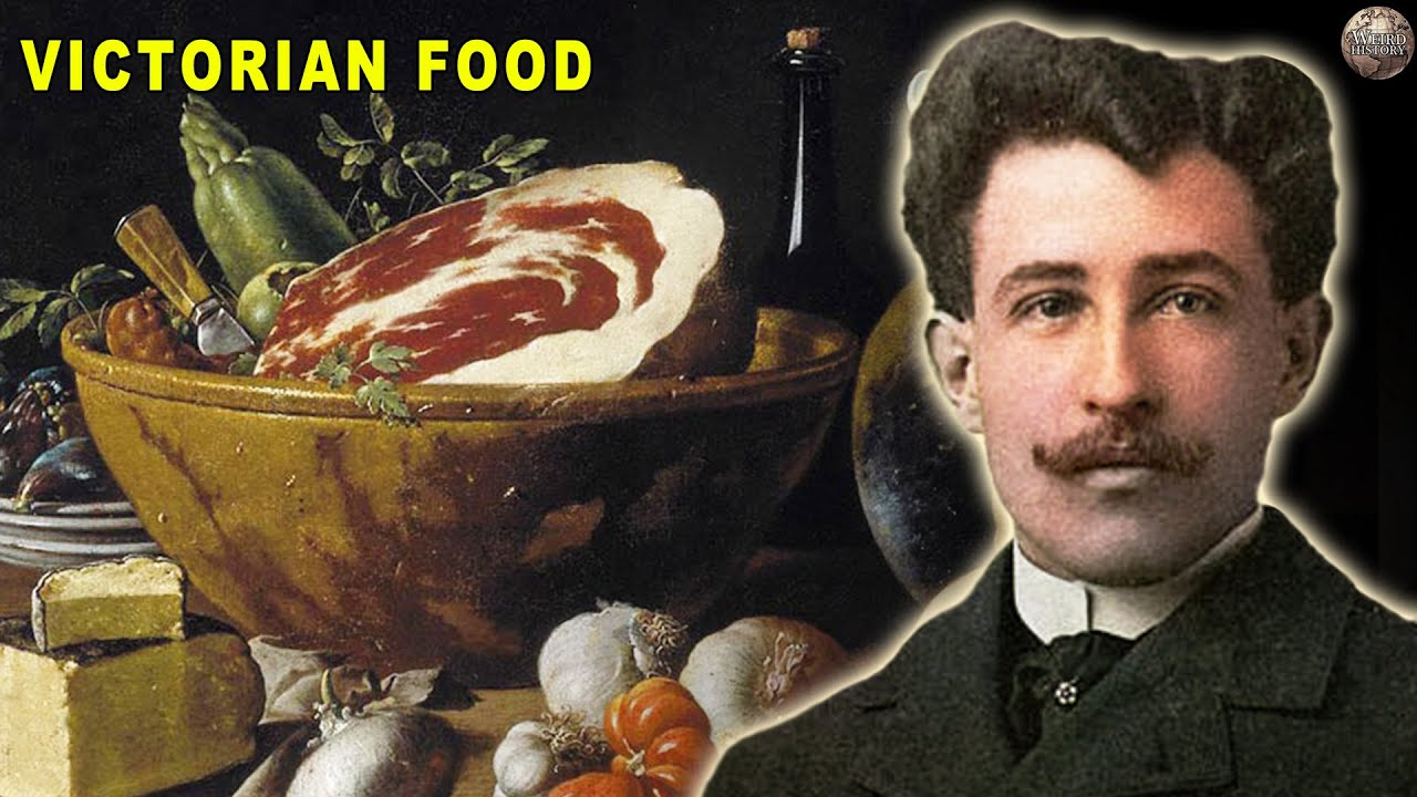 What People Ate to Survive In the Victorian Era