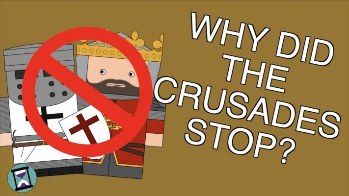 Why Did the Crusades Stop? (Short Animated Documentary)